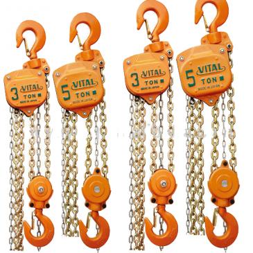 Jual Chain Block 1 Ton, 2 Ton, 3 Ton, 5 Ton, 10 Ton, 15 Ton, 20 Ton