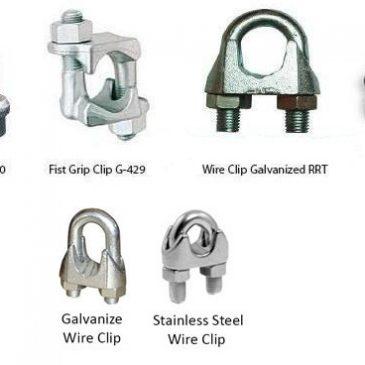 Mengenal Jenis-Jenis Wire Clip Secara Detail
